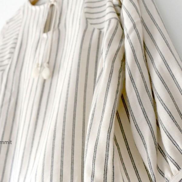 Patron couture Atelier Scammit - Blouse et Robe Petites choses - Taille 34 à 48 - Photo n°5