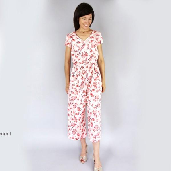 Patron couture Atelier Scammit - Combinaison Jolie Môme - Taille 34 à 48 - Photo n°2