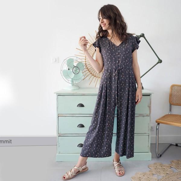 Patron couture Atelier Scammit - Combinaison Jolie Môme - Taille 34 à 48 - Photo n°3