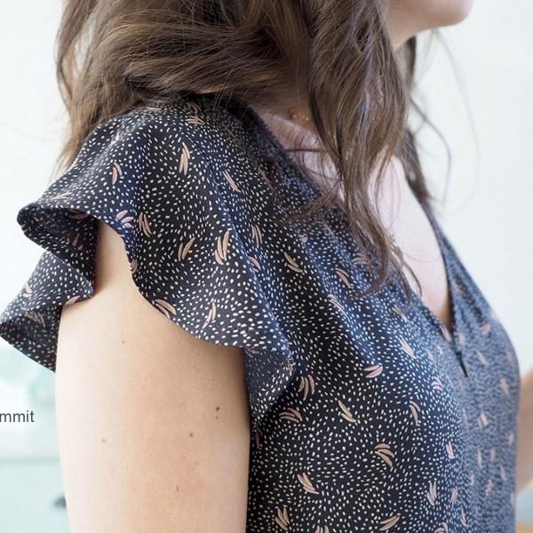 Patron couture Atelier Scammit - Combinaison Jolie Môme - Taille 34 à 48 - Photo n°5