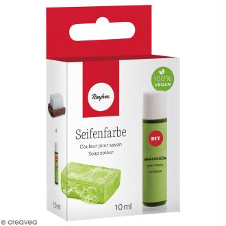 Colorant pour savon - Vert Eternel - 10 ml