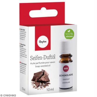 Huile parfumée pour savon - Chocolat - 10 ml