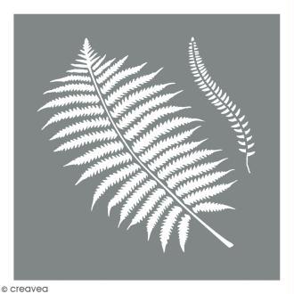 Pochoirs coupés - Botanic - 2 planches