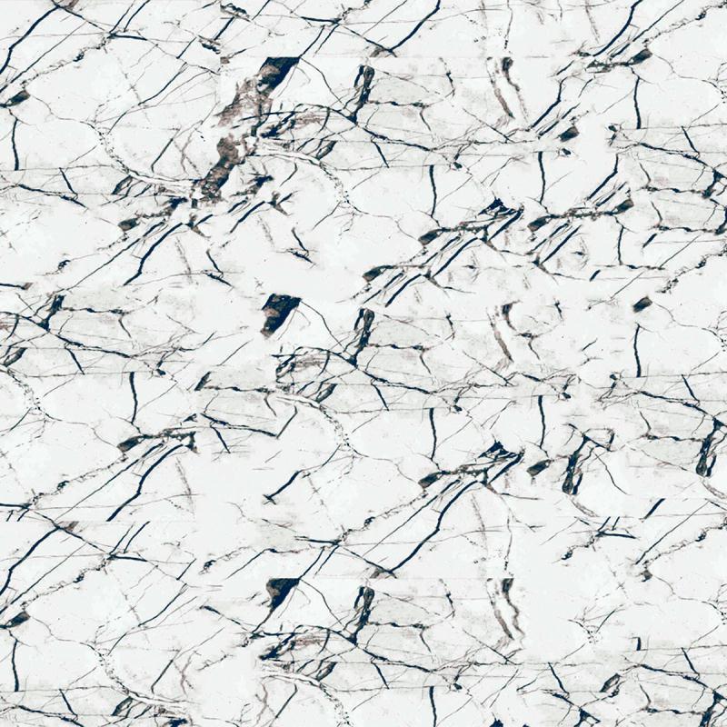 Papier de découpage - Marbre 3 - 40 x 50 cm - 6 feuilles - Photo n°1