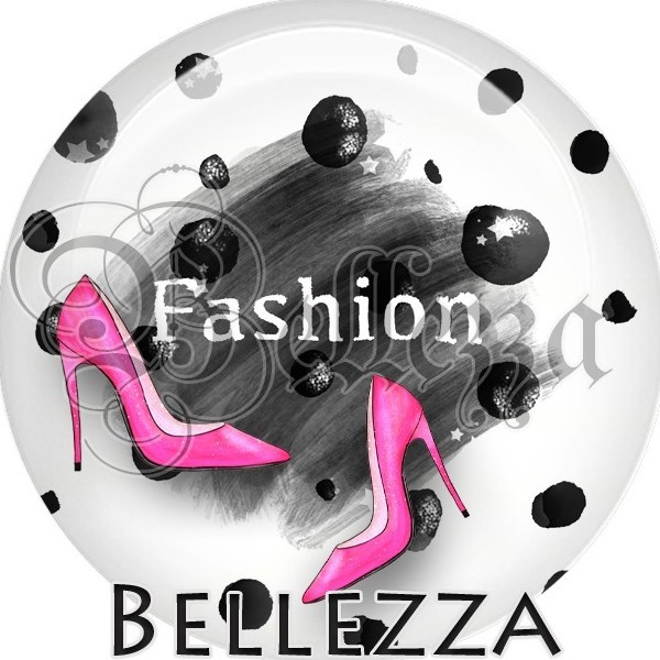 Cabochon,escarpins roses, chaussures, divers, plusieurs tailles disponibles - Photo n°1