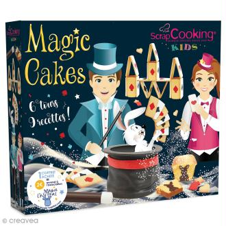 Coffret Magic cakes ScrapCooking