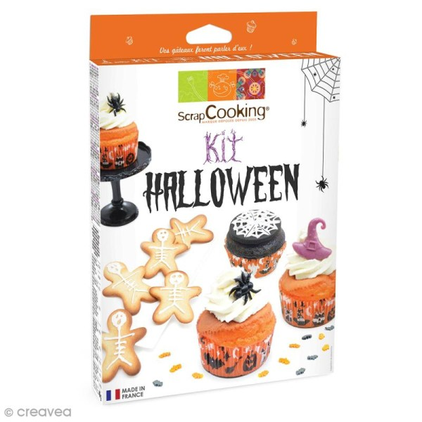 Kit cuisine créative - Halloween - Photo n°1