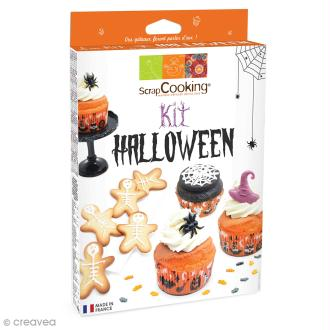 Kit cuisine créative - Halloween