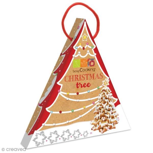 Kit cuisine cr ative no l christmas tree coffret cuisine cr ative creavea - Coffret cuisine creative ...