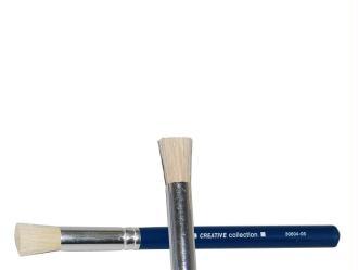 Pinceau spécial pochoir - Vaessen Creative - N° 4