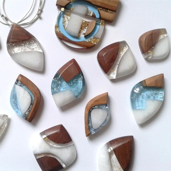 Résine Époxy Cléopâtre - Glass'Diamond - 6 L - Photo n°3