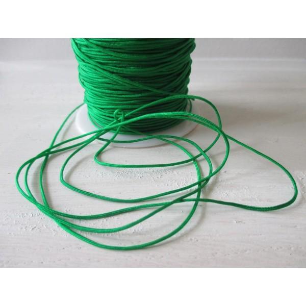 Fil nylon 1 mm vert x 5 m - Photo n°1
