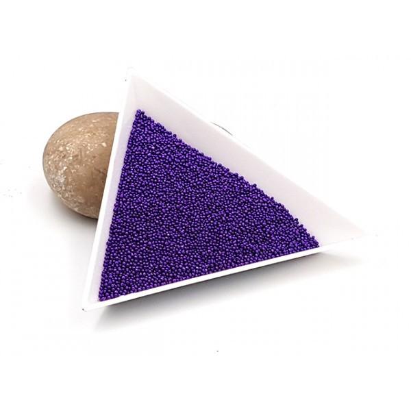20g De Microbilles Faux Sucre Violet - Photo n°1
