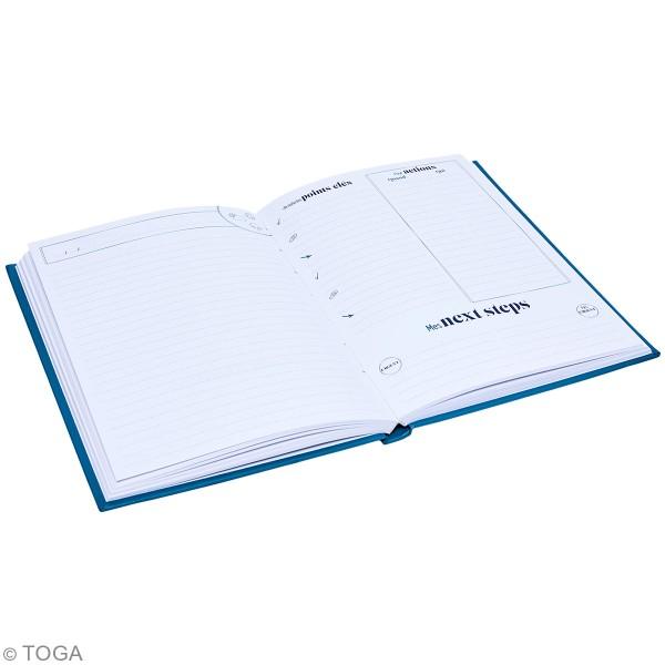 Mon carnet de réunion - 14,5 x 20,5 cm - 192 pages - Photo n°2