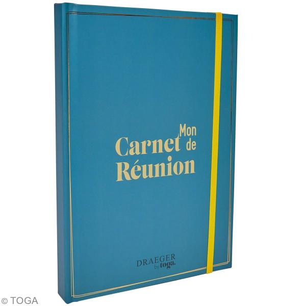 Mon carnet de réunion - 14,5 x 20,5 cm - 192 pages - Photo n°5