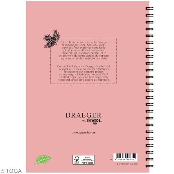 Agenda familial 2020 - 2021 - 15,5 x 21,5 cm - 228 pages - Photo n°4