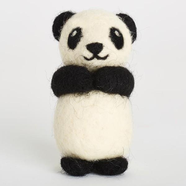 Kit Feutrine - Panda - 1 pce - Photo n°2