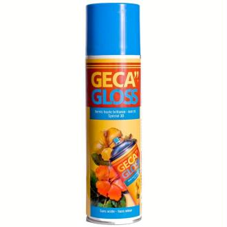 Vernis Haute brillance spécial 3D  Géca Gloss - Anti UV 250 ML