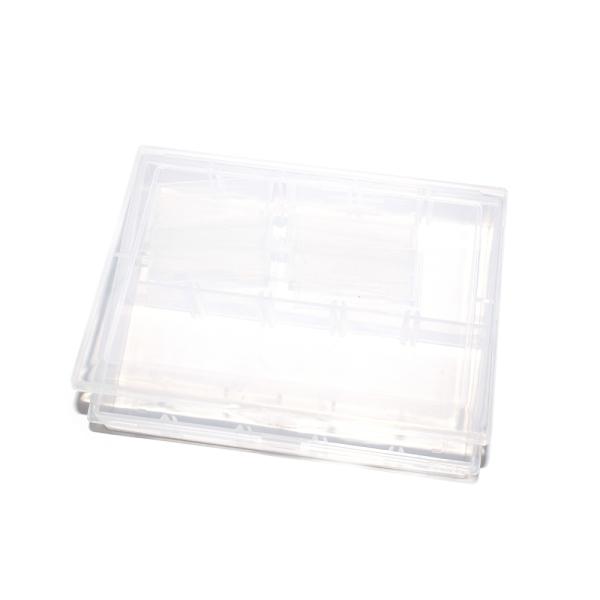 Boite plastique réglable 10 compartiments 133x100x27 mm - Photo n°2