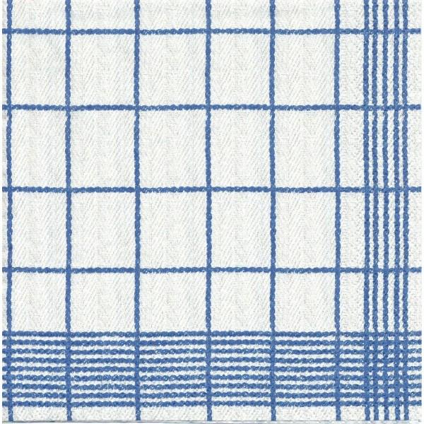 4 Serviettes en papier Décor tissu Torchon de Cuisine Format Lunch Decoupage LN0860 Colourful Life - Photo n°1