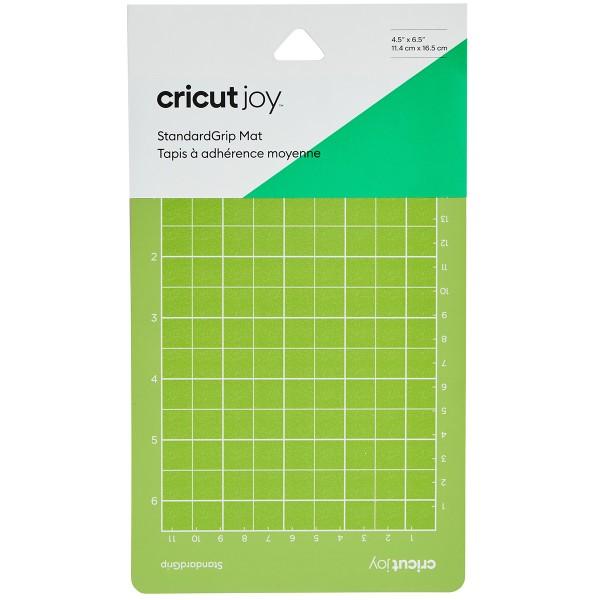 Tapis de coupe Cricut JOY - StandardGrip - 11,4 x 16,5 cm - 1 pce - Photo n°1