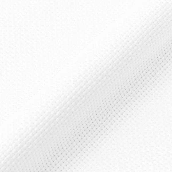 Toile à broder Aida - Blanc - 38,1 x 45,7 cm - 7 pts/cm - Photo n°2