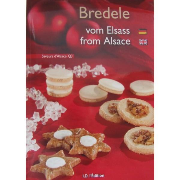 Livre de cuisine - Bredele vom Elsass/from Alsace - Photo n°1