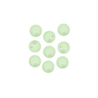 10 Perles Swarovski 10mm Pastel Green Pearl