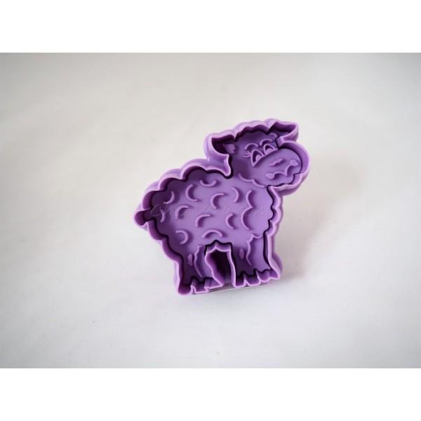 Emporte-pièce Mouton avec poussoir - Photo n°1