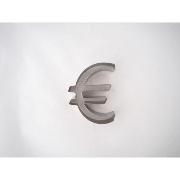 Emporte-pièce Signe Euro - Photo n°1