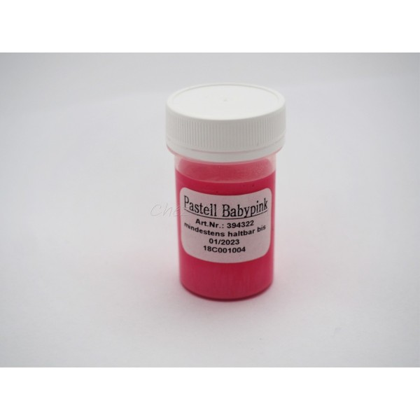 Colorants alimentaire gel - Rosé bébé pastel - Photo n°1