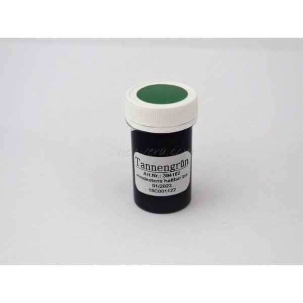 Colorants alimentaire gel - Vert sapin - Photo n°1