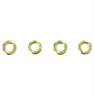 Oeillets mini 2,5 mm classique Or x 100