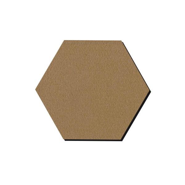 Forme en bois à décorer - Hexagone - 15 cm - Photo n°1
