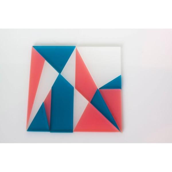 Le Stomachion - Puzzle Géométrique - Photo n°2