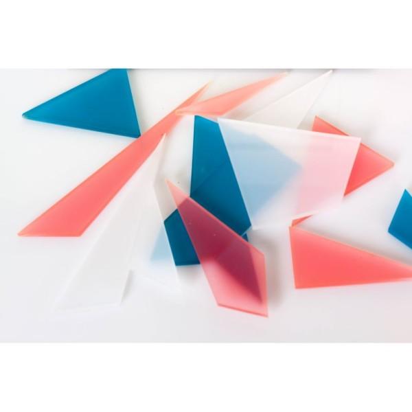 Le Stomachion - Puzzle Géométrique - Photo n°3