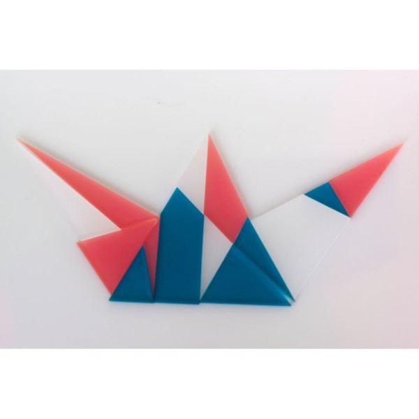 Le Stomachion - Puzzle Géométrique - Photo n°1