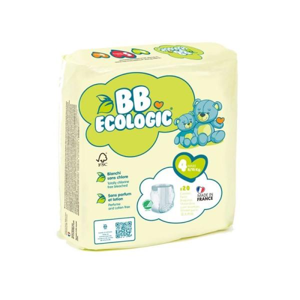 Taille 4 - 8/15kg Culottes d'apprentissage BB ECOLOGIC Maxi - Photo n°1