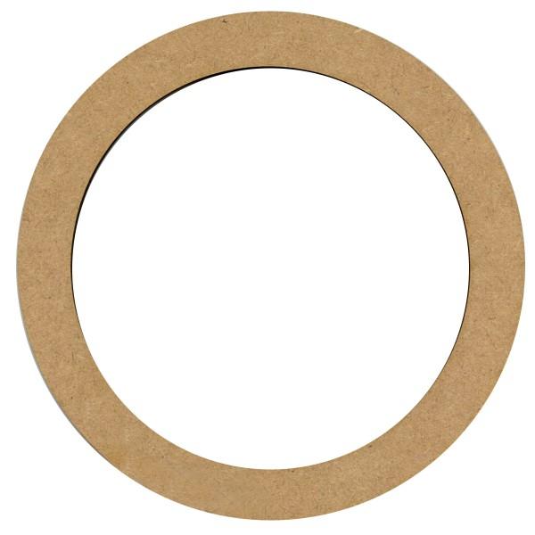 Cercle en bois - 19 cm - Photo n°1