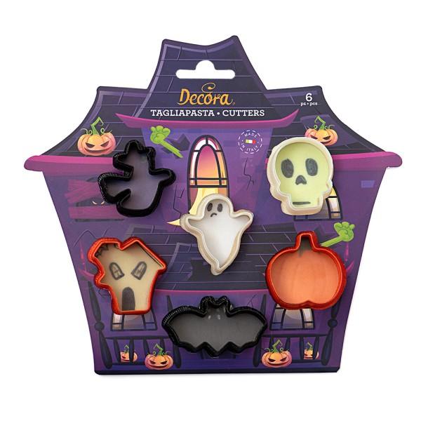 kit de 6 emportes pièces Halloween - Photo n°1