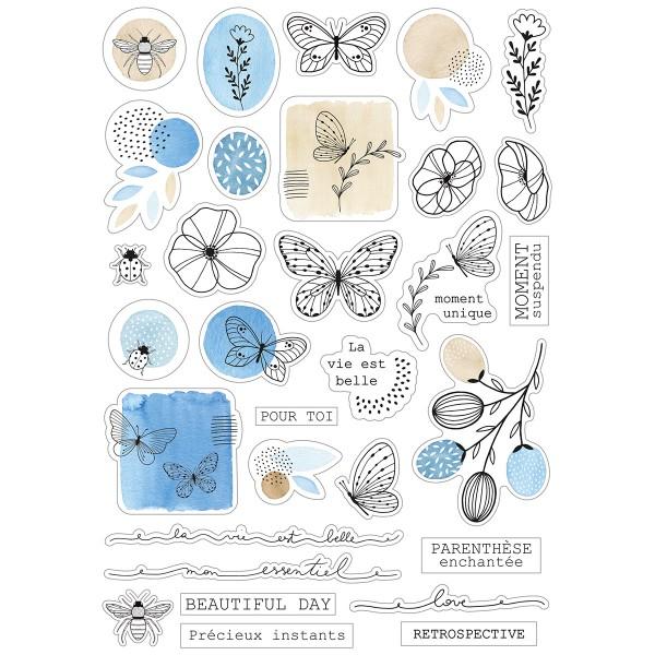 Décalcomanies Artemio - Collection Mon essentiel - 31 motifs - Photo n°2