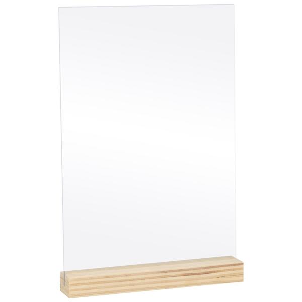 Set de Panneaux Plexi à décorer - 15 x 10 cm - 5 pcs - Photo n°2