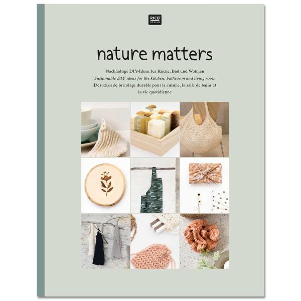 Livre DIY zéro-déchets - Nature Matters - Photo n°1