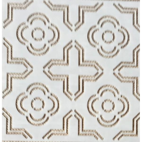 POCHOIR PLASTIQUE 15*15cm : motif fantaisie (87) - Photo n°1