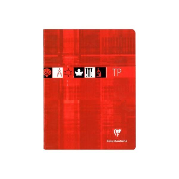 1 Cahier 17x22  - 80 pages - Travaux pratiques - Photo n°1