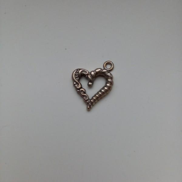 Un coeur en pendentif - Photo n°1