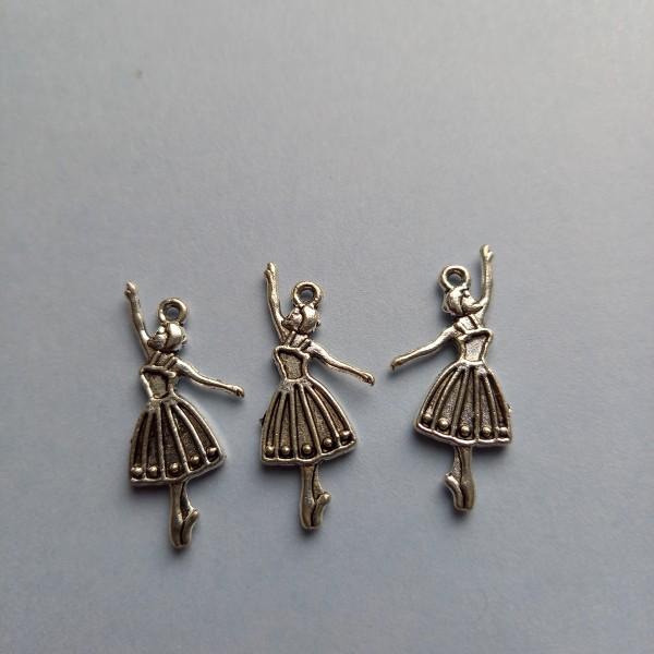 Trois danseuses de l'opéra en breloque - Photo n°1