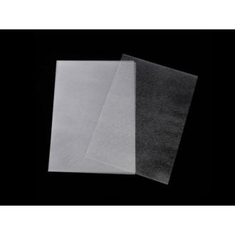 3 Feuilles Plastique Dingue Transparentes 29x20cm
