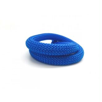 Corde Tressée Diamètre 10mm, Bleu Marine, Au Mètre