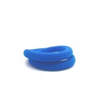 Corde Tressée Diamètre 10mm, Bleu électrique, Au Mètre